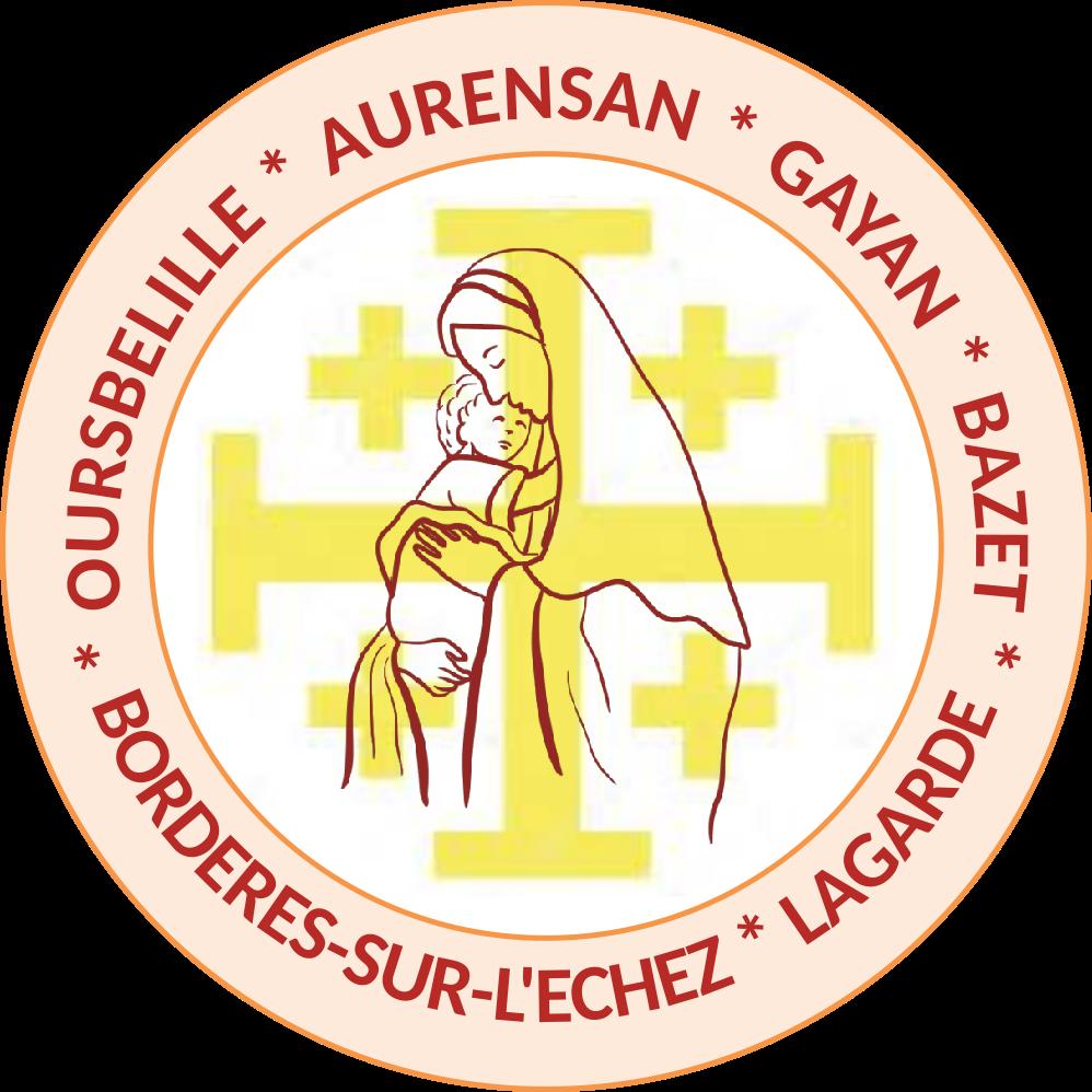 Ensemble Paroissial Bordères sur l'Échez